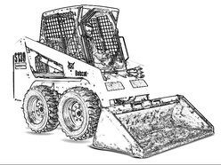 Demolition Bobcat